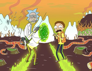 Rick and Morty 4