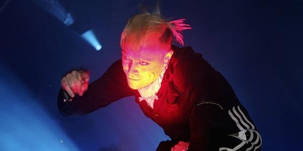Keith Flint, el peterpanesco bailarín de The Prodigy