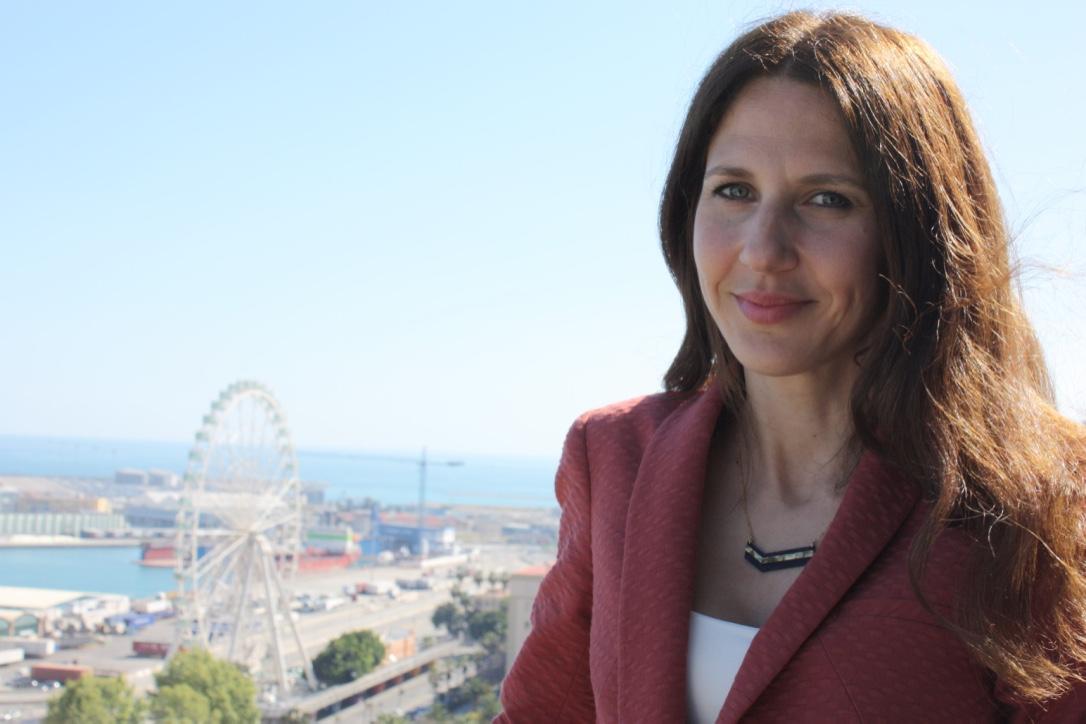 """Manuela Burló, directora de """"Rumbos"""""""