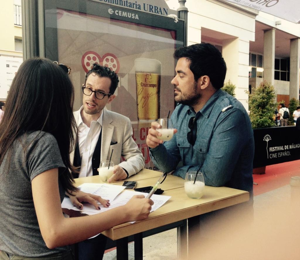 Entrevista a Martín Bacigalupo y Carles Torras