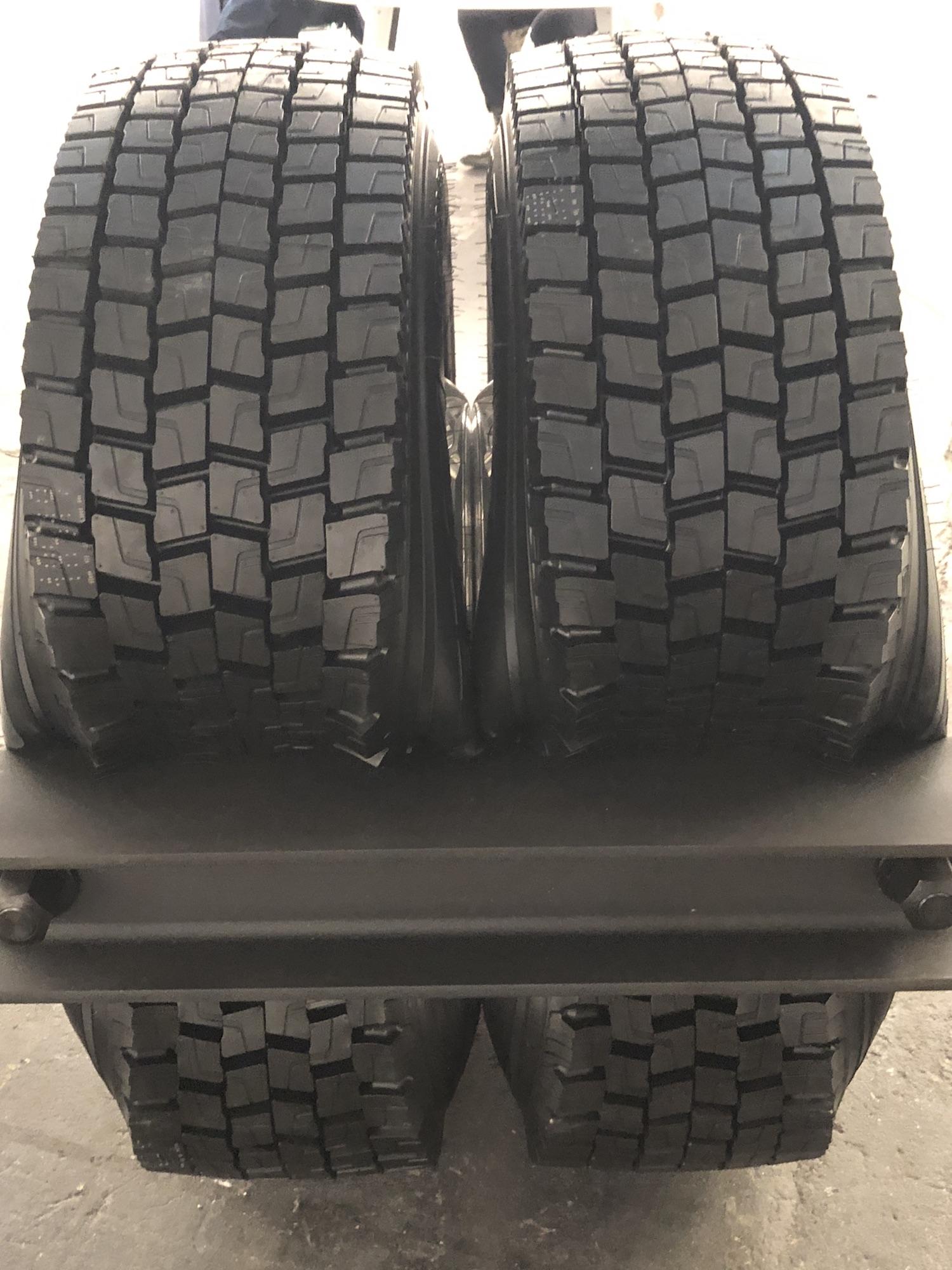 Truck Tires, Steel - Arcangelo Sassolino